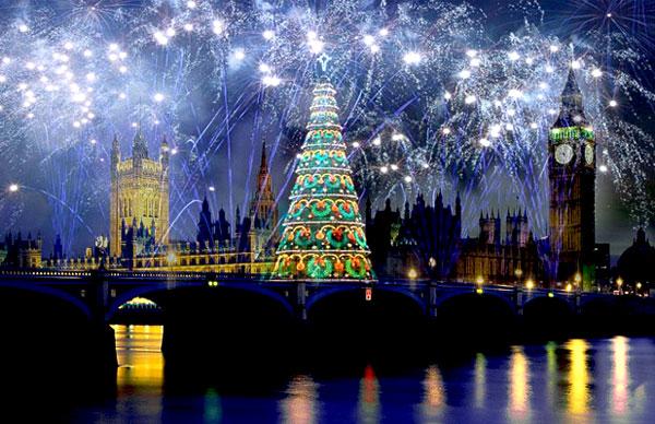 Страны которые отмечают новый год 1 января