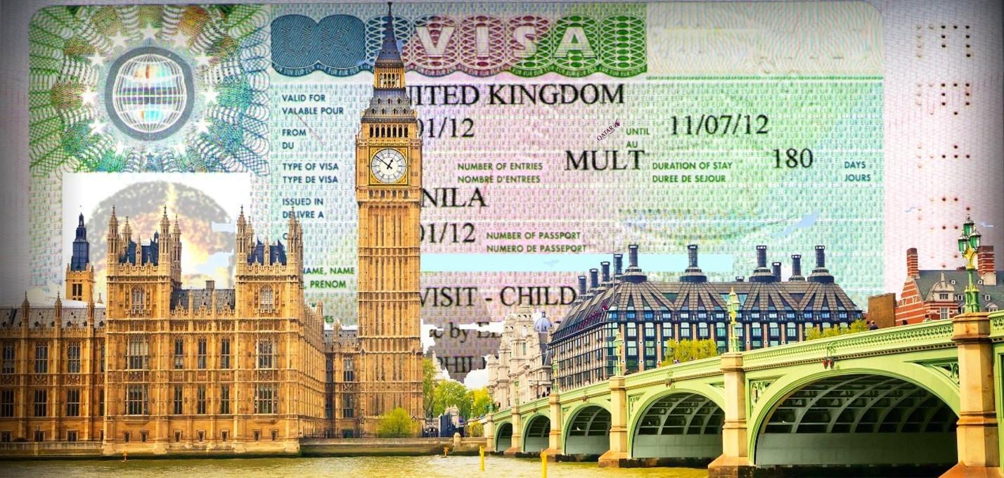 стоимость визы в англию для россиян